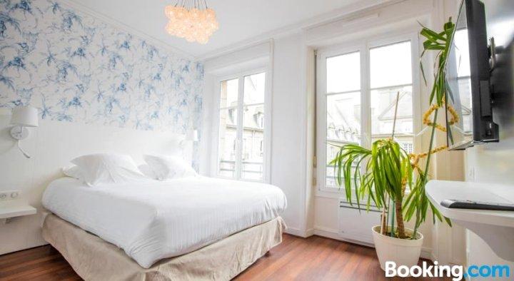 让·诺埃尔圣马洛公寓酒店(Appartement Jean Noel Saint Malo)