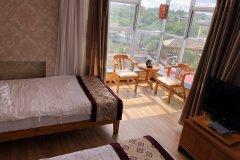 宁安北门瀑布商务酒店