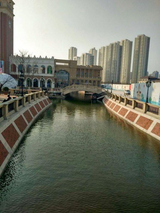 天津靠近佛罗伦萨小镇高铁日短租唯美之筑公寓