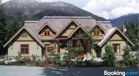 惠斯勒高山养生度假屋(Whistler Alpine Chalet Retreat & Wellness)