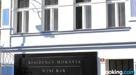 摩拉维亚精品公寓式酒店(Moravia Boutique Apartments)