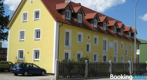 哈尔斯巴赫FGZ康福特公寓酒店(Komfort Apartmenthaus Haslbach Fgz)
