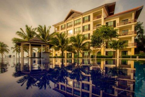 哥打京那巴鲁婆罗洲沙滩度蜜月别墅(Borneo Beach Villas Kota Kinabalu)