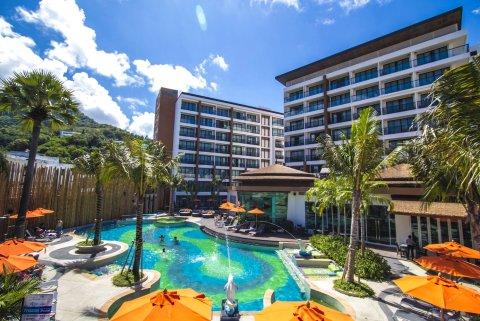 海滩高地度假村(The Beach Heights Resort)