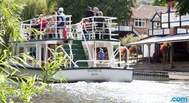 巴斯划船站酒店(Bath Boating Station)