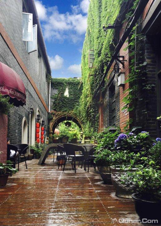 上海途宿精选苏荷花园旅行酒店南京路自然博物馆苏州河畔店