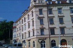 克拉莫维卡公园公寓(Apartment Klamovka Park)