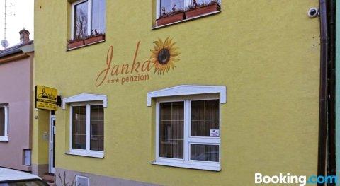 詹卡家庭旅馆(Penzion Janka)