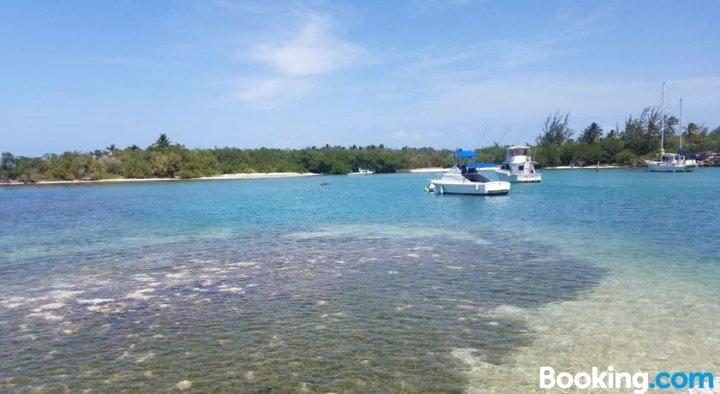 佛得岛海滩前2号公寓(Beach Front Apt Isla Verde 2)