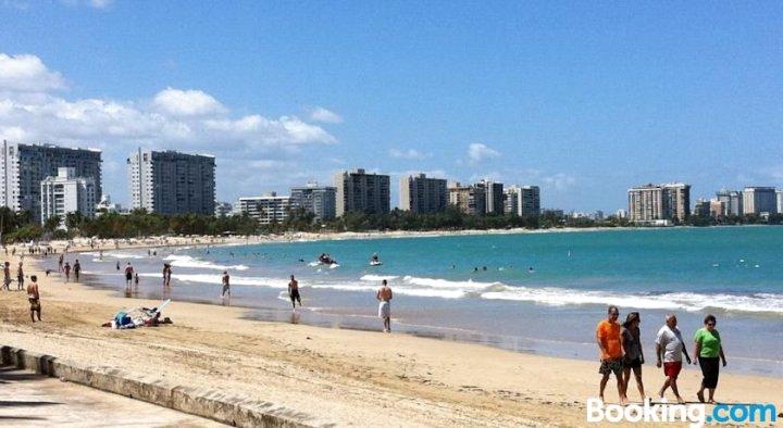 绿海漫步海滩一室公寓(Verde Mar Walking Beach Studio)