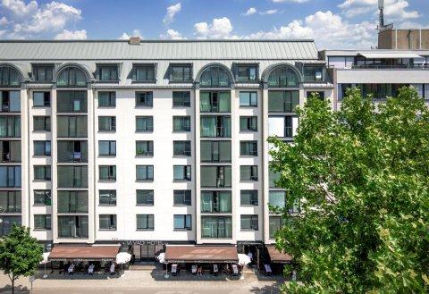慕尼黑市中心维瓦迪酒店(VI VADI HOTEL downtown munich)