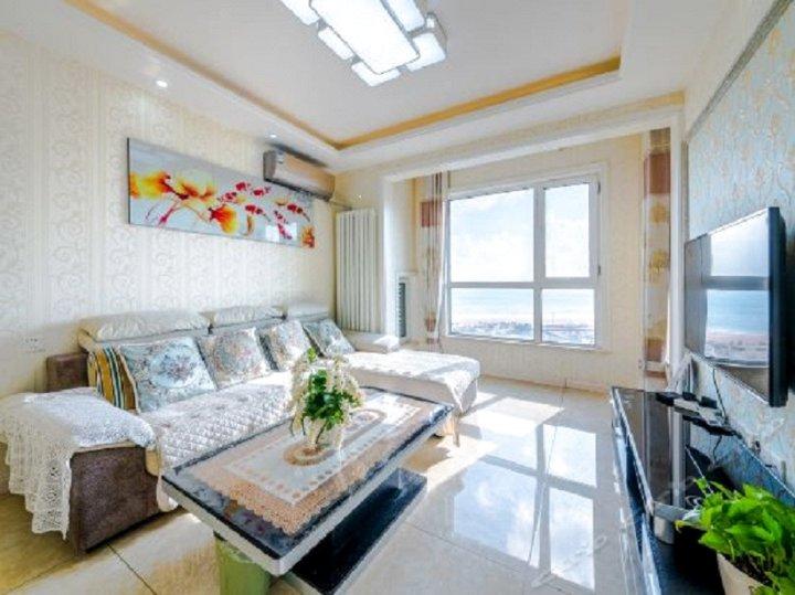 青岛金沙滩浪漫海景公寓