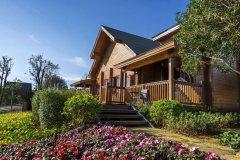 弥勒太平湖森林木屋酒店