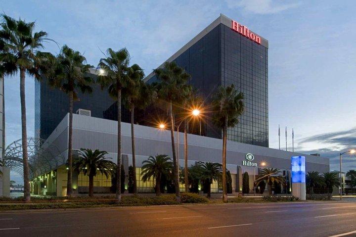 洛杉矶机场希尔顿酒店(Hilton Los Angeles Airport)