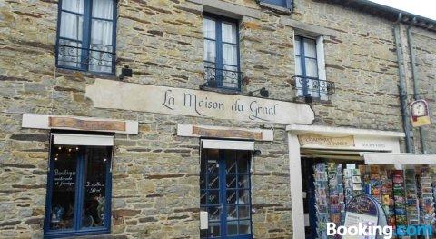 杜格拉尔庄园住宿加早餐旅馆(Chambres d'hôtes La Maison du Graal)