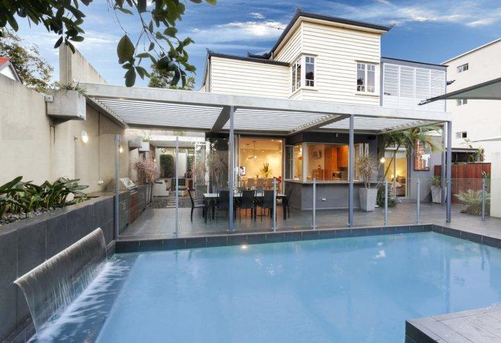 布里斯班兰伯特度假屋(Lambert House Brisbane)