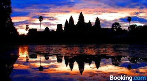 吴哥雅尼克小屋(Yanick's Angkor Cottage)