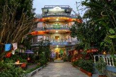银橡树酒店(Hotel Silver Oaks Inn)