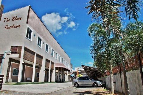 合艾祝福公寓(The Bless Residence Hatyai)