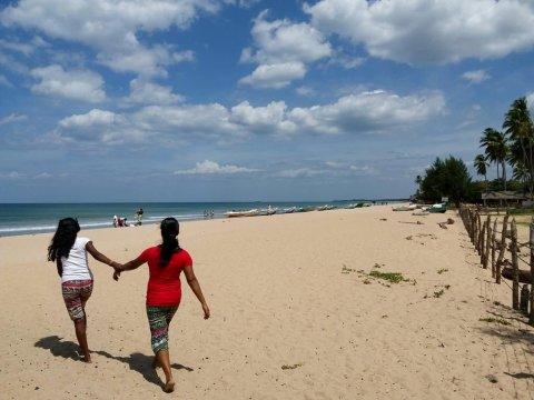 尼甘布海滩海洋旅游海滩旅馆(Marine Tourist Beach Guest House Negombo Beach)