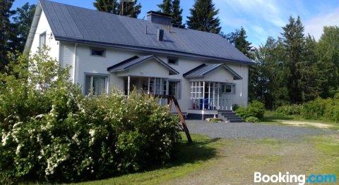 拉特尔兰塔别墅酒店(Villa Raatteenranta)