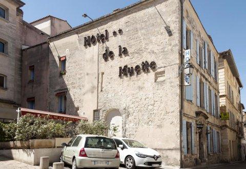 哑之家酒店(Logis de La Muette)
