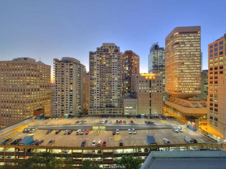 悉尼扎拉塔-豪华套房公寓(Zara Tower – Luxury Suites and Apartments Sydney)