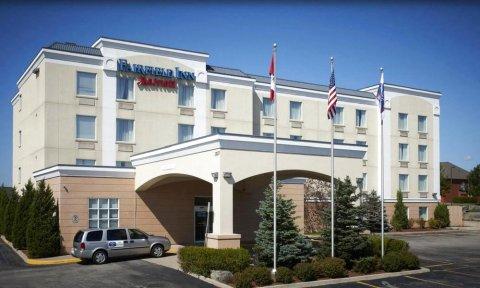 多伦多奥克维尔万豪费尔菲尔德酒店(Fairfield Inn by Marriott Toronto Oakville)