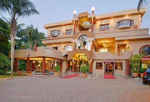 西蒙娜别墅酒店(Villa Simonne)