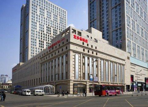 宜必思酒店(哈尔滨索菲亚教堂店)