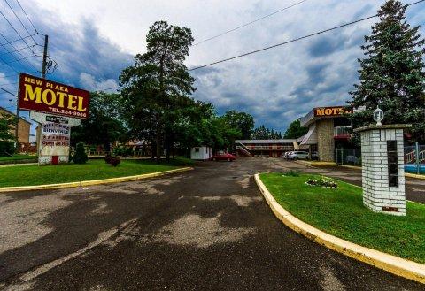 新广场汽车旅馆(New Plaza Motel)