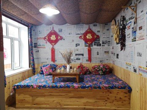 漠河北极村未起名青年旅舍