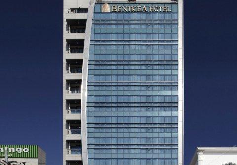 丽水贝尼克酒店(Benikea Hotel Yeosu)