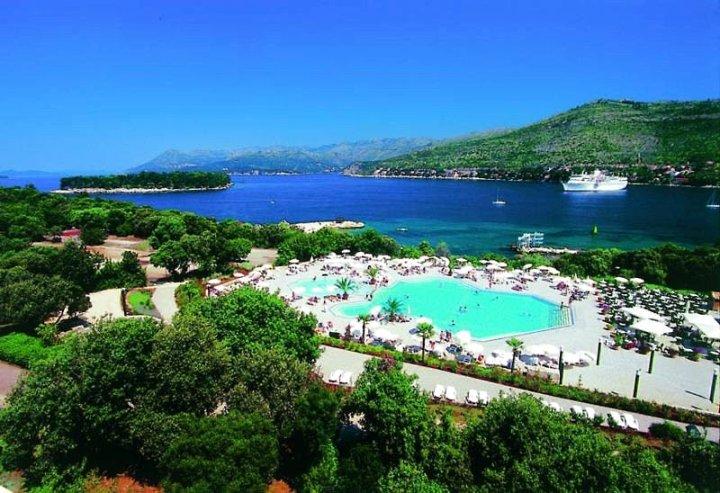 杜布罗夫尼克瓦拉马尔酒店(Valamar Club Dubrovnik)