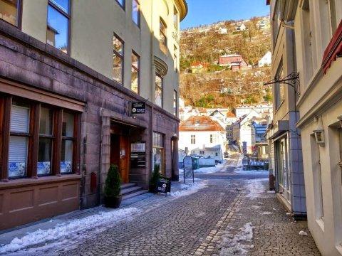 卑尔根马尔肯宾馆(Marken Guesthouse Bergen)