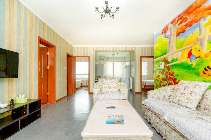 青岛蛤蜊居海景度假公寓