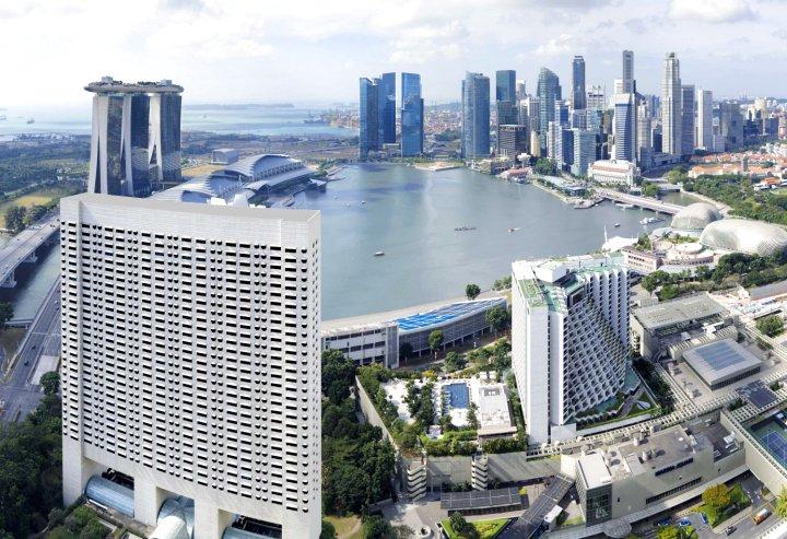 新加坡丽思卡尔顿美年酒店 (Staycation Approved)(The Ritz-Carlton, Millenia Singapore (Staycation Approved))