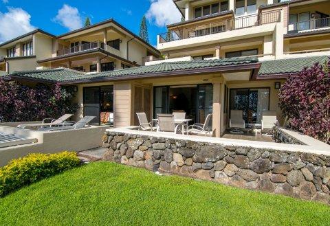 茂宜卡帕鲁亚别墅酒店(The Kapalua Villas Maui)