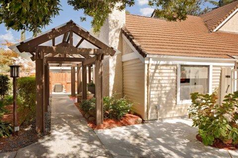 圣何塞万豪居家酒店(Residence Inn San Jose Campbell)