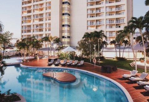 凯恩斯铂尔曼国际大酒店(Pullman Cairns International)