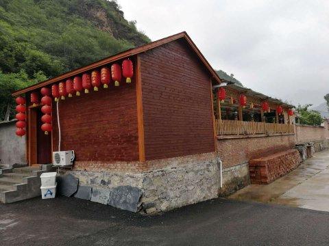 北京画廊木屋农家院
