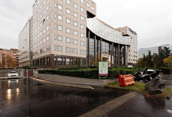 钟楼里昂中央酒店(Campanile Lyon Centre Part-Dieu)