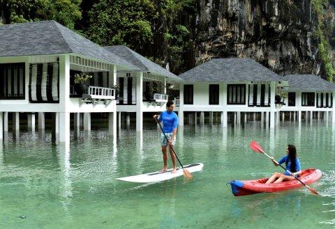 爱妮岛度假酒店 - 拉根岛(El Nido Resorts Lagen Island)
