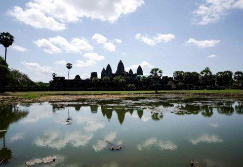 吴哥艾美支付宝提现(Le Méridien Angkor)