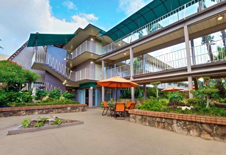 太平洋码头酒店(Pacific Marina Inn)