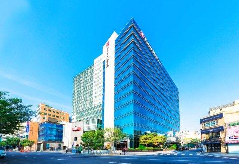 明洞蒂玛克酒店(Tmark Hotel Myeongdong)