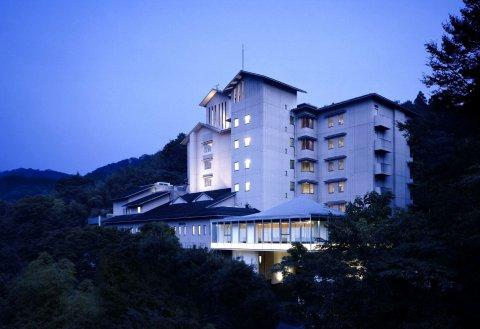 锁拉图吉兹苏基鲁酒店(Sora Togetsusoukinryu)
