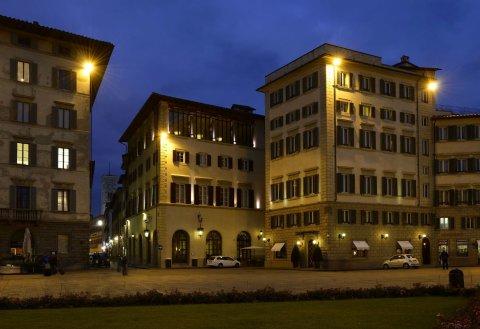 佛罗伦萨圣玛利亚诺瓦拉酒店(Hotel Santa Maria Novella Florence)