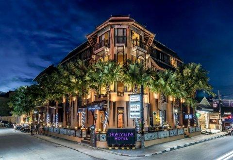 苏梅岛查汶塔纳美居酒店(Mercure Samui Chaweng Tana)