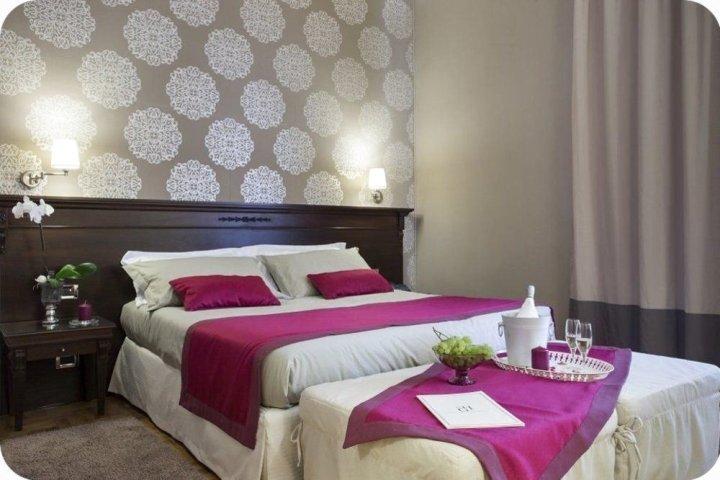 风格独栋房屋智慧酒店(Smart Hotel Gallery House)